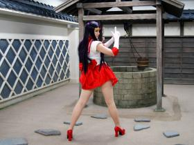Sailor Mars from Sailor Moon by CelestialShadow19