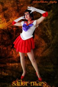 Sailor Mars from Sailor Moon worn by CelestialShadow19