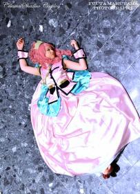 Utena Tenjou from Revolutionary Girl Utena by CelestialShadow19
