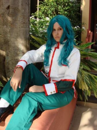 Saionji Kyouichi from Revolutionary Girl Utena worn by VampiricMosaic