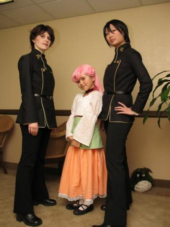 Lelouch Lamperouge worn by kikumarubeam