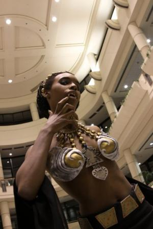 Akasha from Queen of the Damned worn by Vertigo