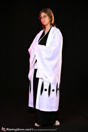 Sousuke Aizen from Bleach worn by Sparda's Kid