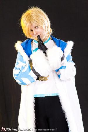 Fai D. Flowright / Yuui from Tsubasa: Reservoir Chronicle worn by Sparda's Kid
