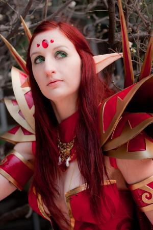 Priestess Delrissa from World of Warcraft worn by Kaolinite