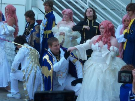 Euphemia Li Britannia from Code Geass worn by Andrea