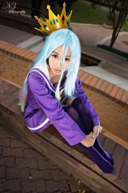 Shiro from No Game No Life  by Dinobunny Cosplay