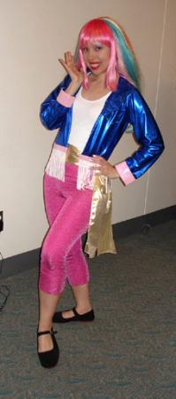 Danse from Jem and the Holograms worn by Kitty Princess Kie
