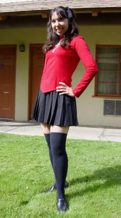 Rin Tohsaka from Fate/Stay Night worn by Kitty Princess Kie