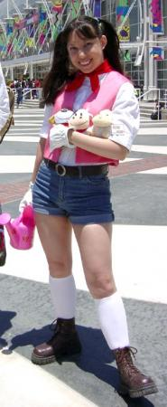 Jill (Girl Farmer) from Harvest Moon: Magical Melody worn by Kitty Princess Kie