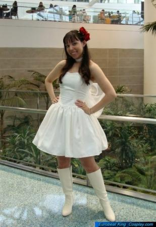 Rika Ishikawa from Morning Musume worn by Kitty Princess Kie