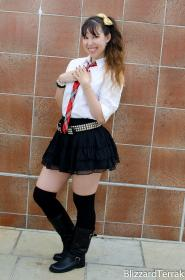 Airi Suzuki from Buono! worn by Kitty Princess Kie