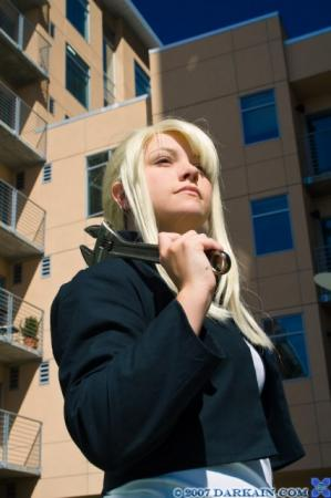 Winry Rockbell from Fullmetal Alchemist worn by Sumikins