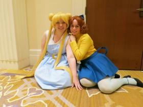 Usagi Tsukino from Sailor Moon worn by Sumikins