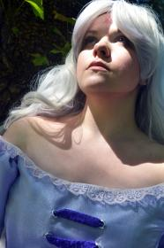 Lady Amalthea from The Last Unicorn worn by Sumikins