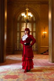Madam Red from Black Butler worn by Sumikins