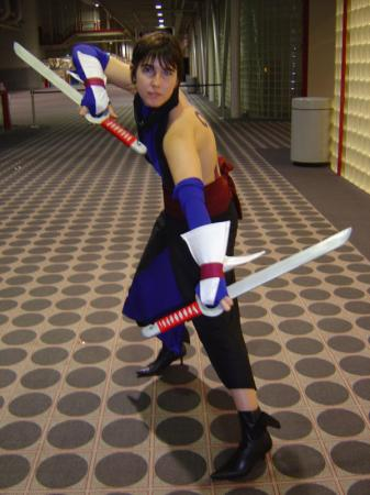 Shiki from Samurai Shodown Series