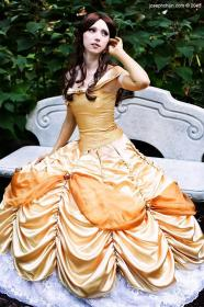 Belle from Beauty and the Beast worn by breathlessaire