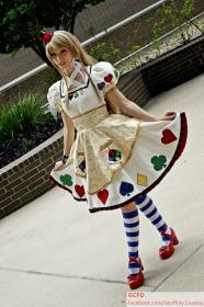 Alice Liddell from Heart no Kuni no Alice ~ Wonderful Wonder World~