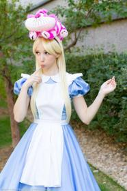 Alice from Alice in Wonderland worn by breathlessaire