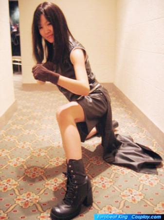 Tifa Lockhart from Final Fantasy VII: Advent Children worn by Haruki