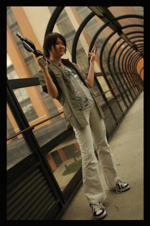 Daiki Kaito from Kamen Rider Decade worn by Haruki