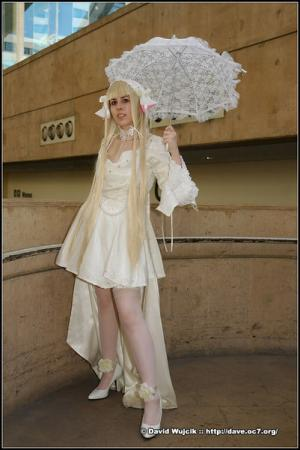Chi / Chii / Elda from Chobits worn by Sakura