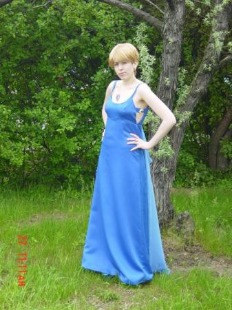 Princess Uranus from Sailor Moon worn by Sakura