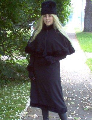 Maetel from Galaxy Express 999 worn by Sakura