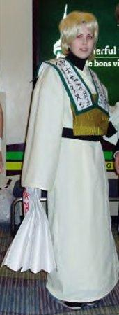 Genjo Sanzo from Saiyuki worn by Sakura