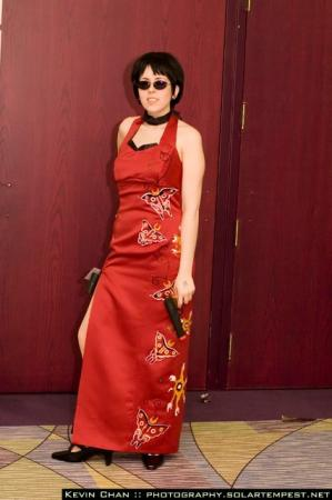 Ada Wong from Resident Evil 4 worn by Sakura