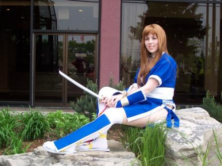 Kasumi from Dead or Alive worn by Sakura