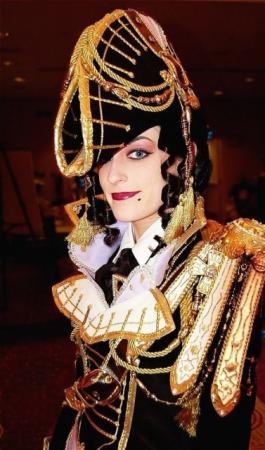 Jane Judith Jocelyn / Calamity Jane from Trinity Blood worn by Space Invader