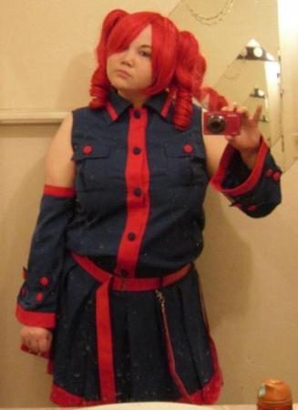 Kasane Teto from Vocaloid 2 worn by Huntress