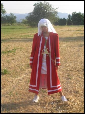 Ryo Bakura from Yu-Gi-Oh! Duel Monsters