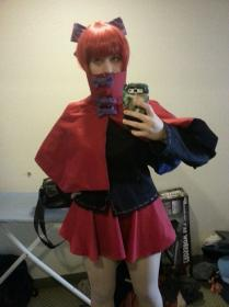 Sekibanki from Touhou Project worn by Xing Cai