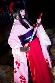 Sakura Shinguji from Sakura Wars worn by Xing Cai