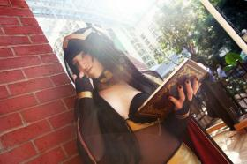 Tharja from Fire Emblem: Awakening by Xing Cai