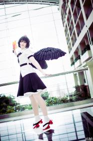 Aya Shameimaru from Touhou Project  by Xing Cai