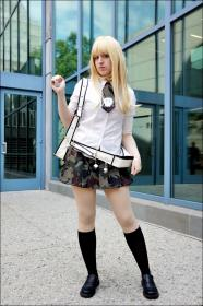 Himiko from BTOOOM! worn by Xing Cai