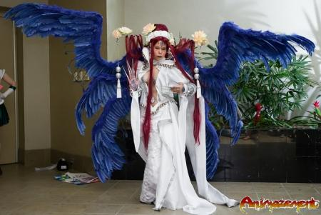 Lilith Sahr from Trinity Blood worn by Zensunni St. James