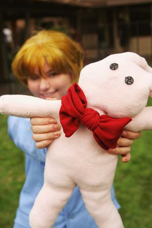 Mitsukuni Haninozuka / Honey from Ouran High School Host Club worn by Solaria