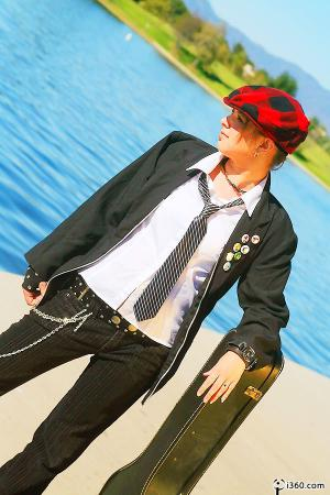 Nobu / Nobuo Terashima from NANA worn by Solaria