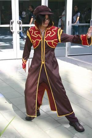 Priest from Ragnarok Online worn by Hakuku