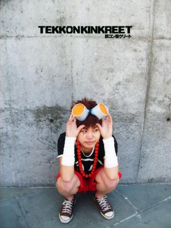 Kuro from Tekkonkinkreet worn by Hakuku