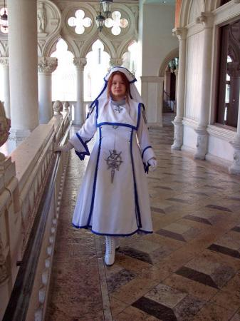 Esther Blanchett from Trinity Blood worn by Seramuun