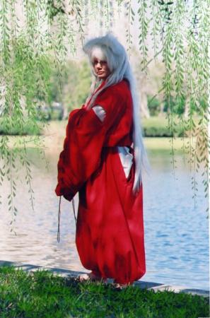 Inuyasha from Inuyasha worn by Seramuun