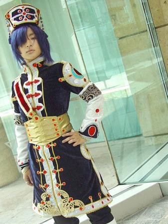 Radu Barvon from Trinity Blood (Worn by 小瑀 ~Yeu~)