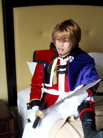 Camus from Suikoden II (Worn by 小瑀 ~Yeu~)