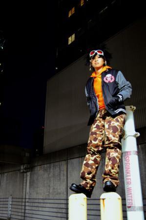 Itsuki Minami from Air Gear
